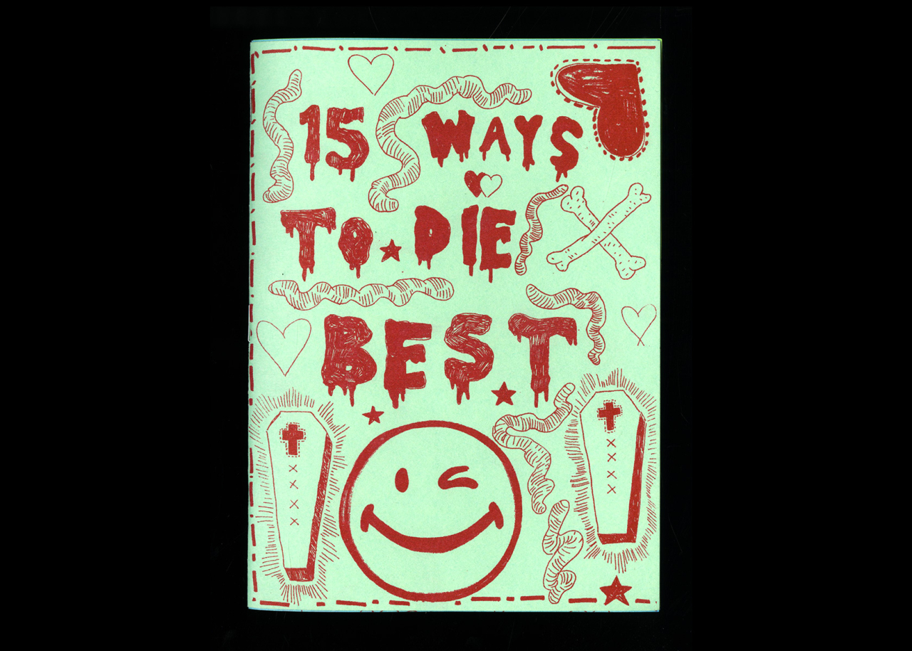 TXTbooks 15 Ways To Die Best – Nichole Shinn