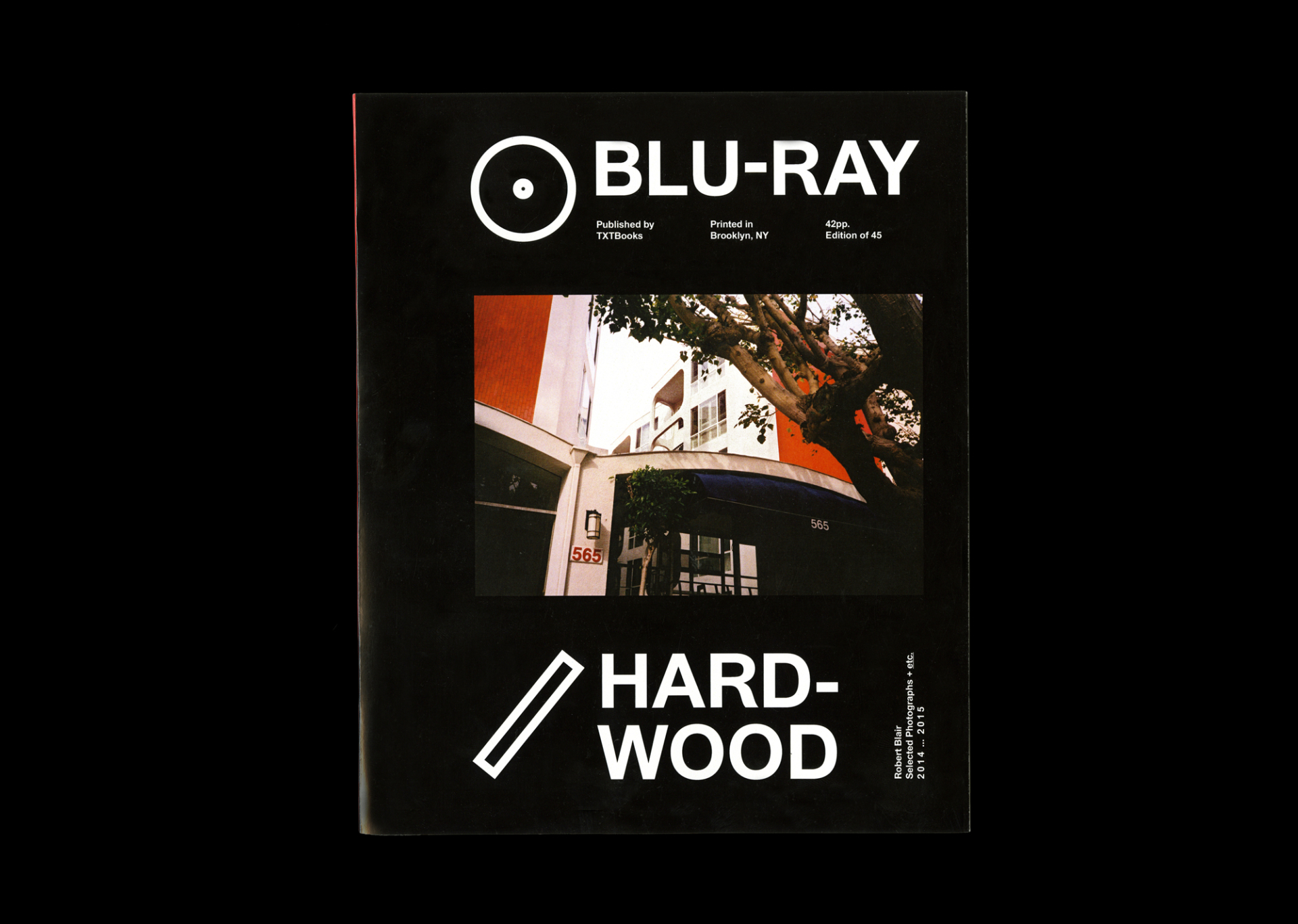 TXTbooks Blu-Ray Hardwood – Robert Blair