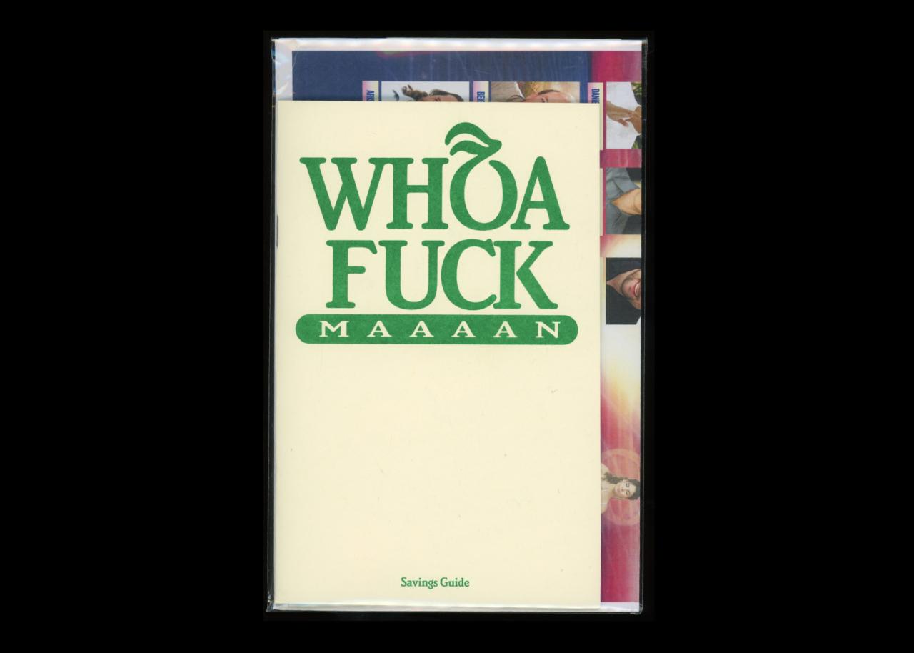 TXTbooks Whoa Fuck Maaan – Mike Devine
