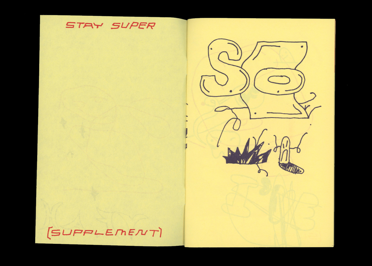TXTbooks Stay Super – Kurt Woerpel