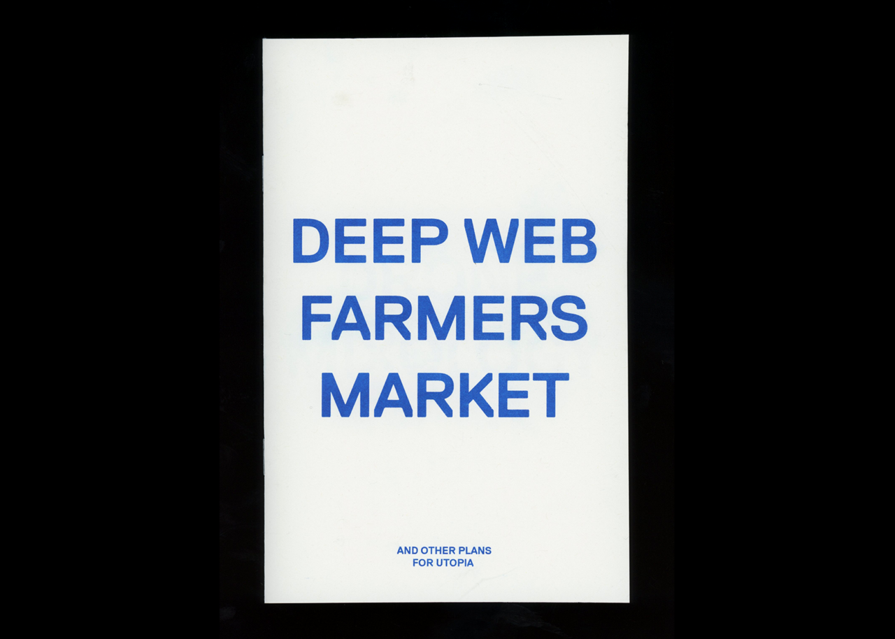 TXTbooks Deep Web Farmers Market – Robert Blair