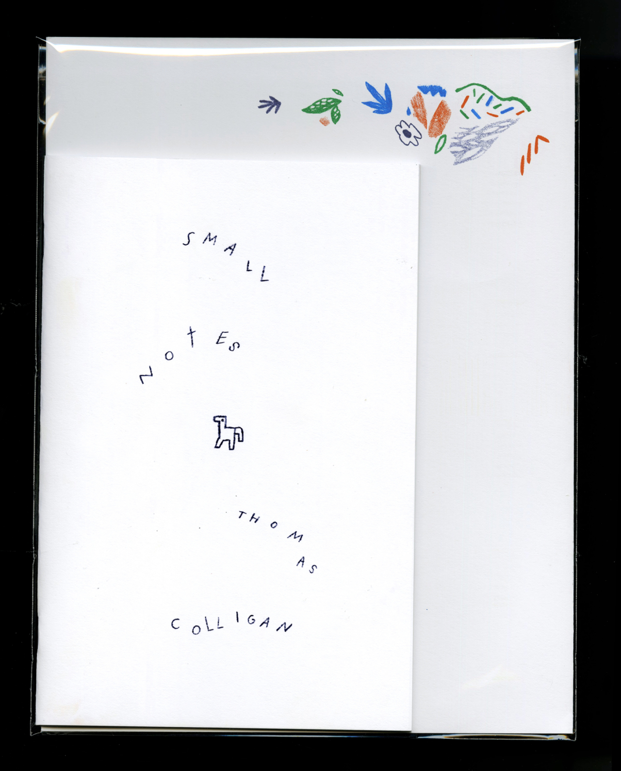 TXTbooks Small Notes – Thomas Colligan