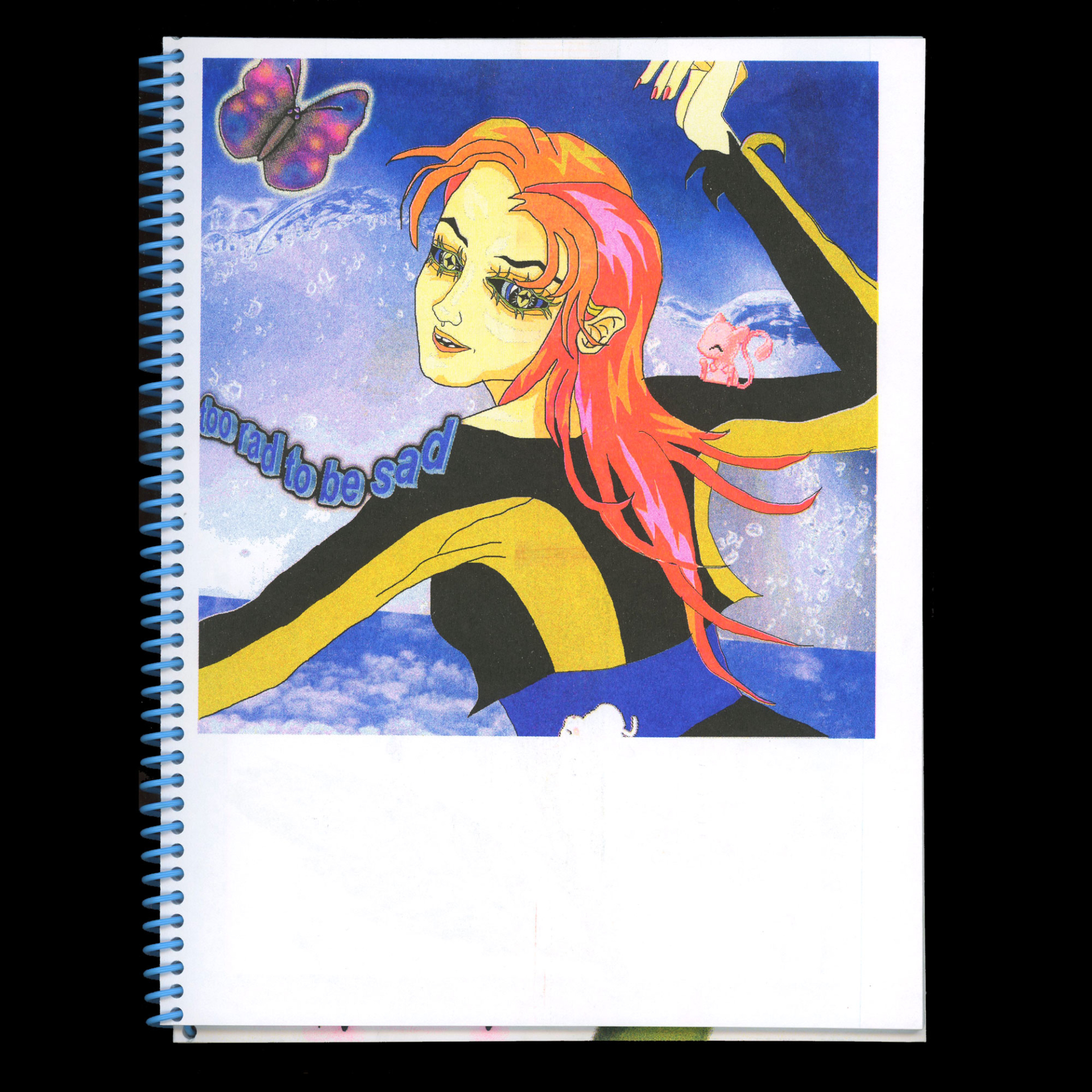 TXTbooks Portrait Styles — Nichole Shinn