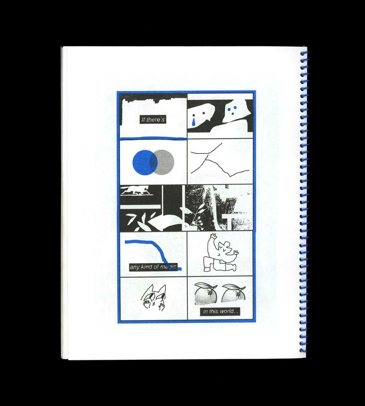 TXTbooks Blyou — Thomas Colligan