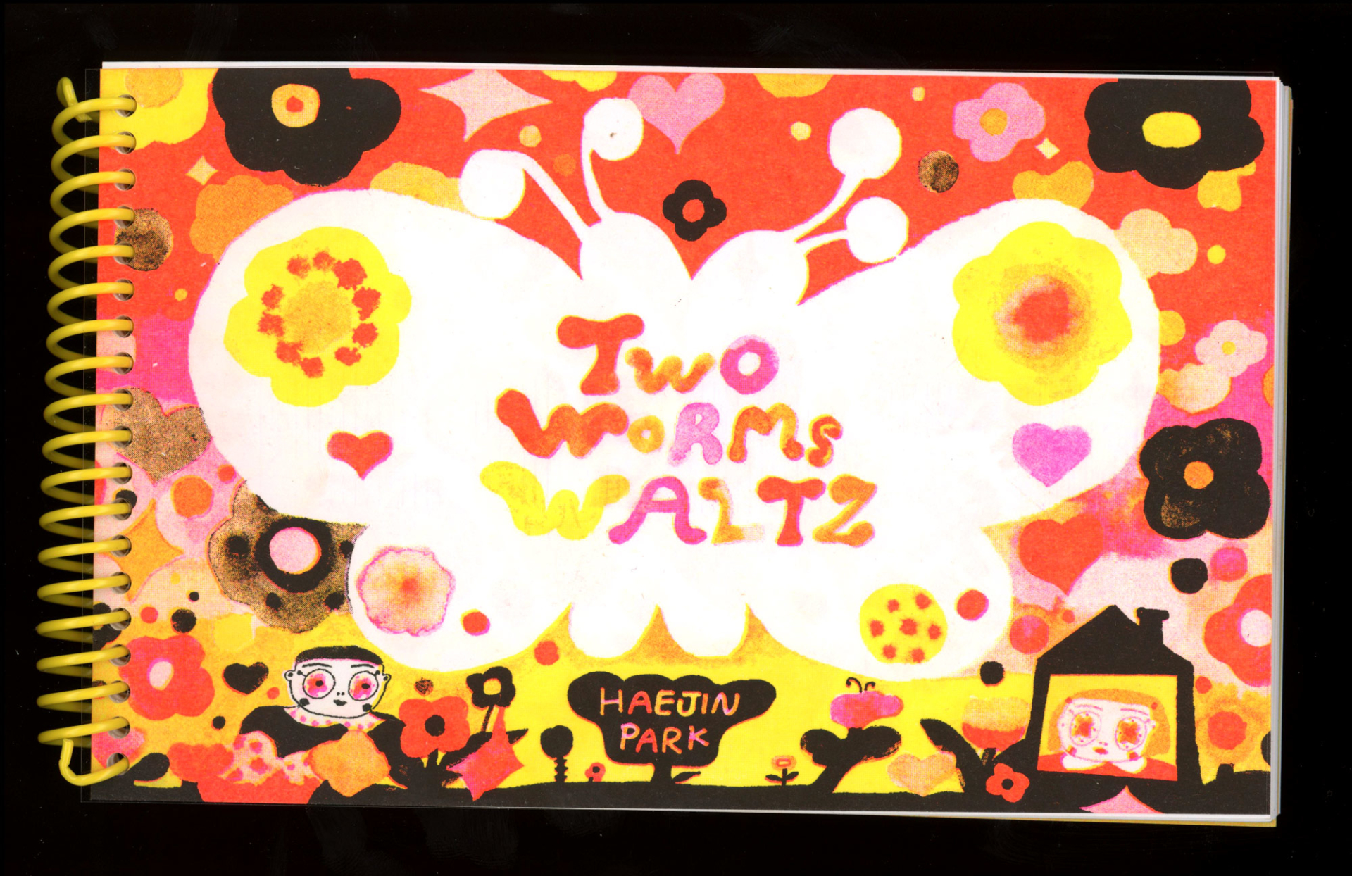 TXTbooks Two Worms Waltz, Haejin Park